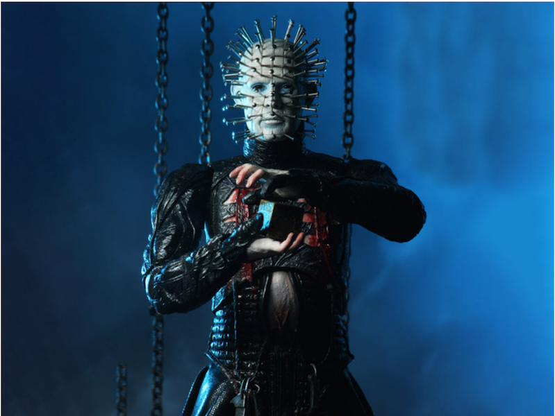 NECA Toys SDCC 2019 Day 2 – Ultimate Hellraiser Pinhead Figure