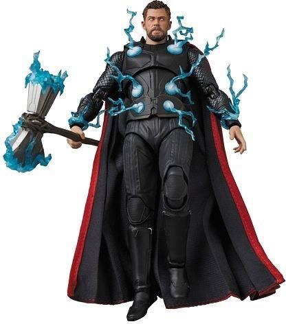 Medicom – MAFEX Marvel's Avengers: Infinity War Thor Figure Pre-Orders