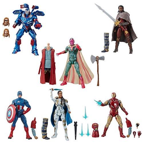 Hasbro Marvel Legends Avengers: Endgame – Thor Build-A-Figure Wave Pre-Orders