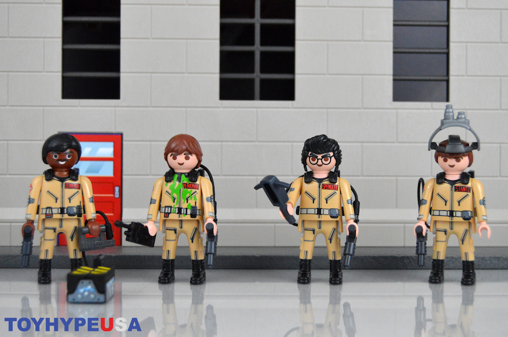 Playmobil 70175 Ghostbusters Team Collector's Set Figures Review