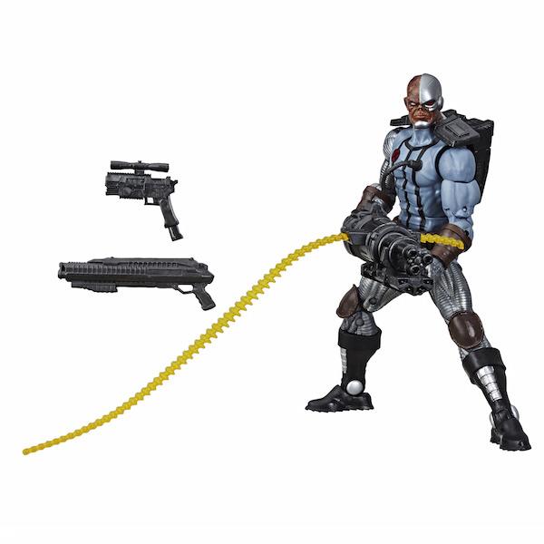 Entertainment Earth – Hasbro Marvel Legends 6″ X-Force Deathlok Figure In-Stock