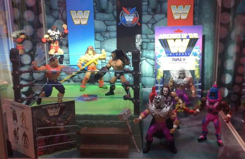 Mattel SDCC 2019 – WWE Video Interview & Walkthrough With Bill Miekina
