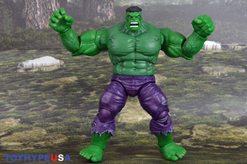 Hasbro San Diego Comic-Con 2019 Exclusive – Marvel 80th Anniversary Marvel Legends Incredible Hulk Figure Review