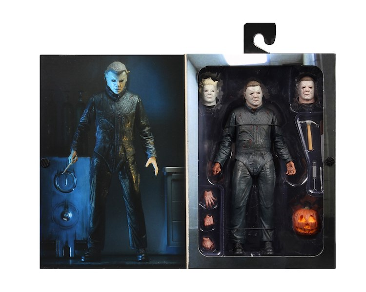 NECA Toys Shipping This Week – Halloween 2 – 1981 Ultimate Michael Myers Figure
