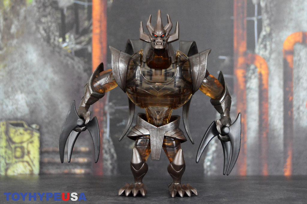 Playmates Toys SDCC 2019 Exclusive – Rise Of The Teenage Mutant Ninja Turtles Shredder Figure Review