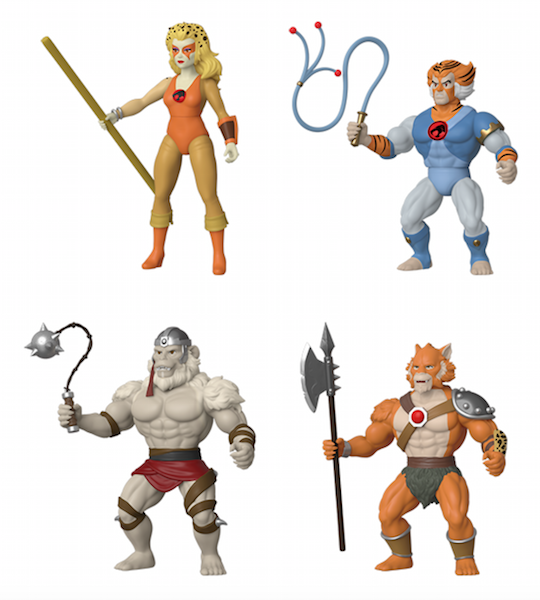 Entertainment Earth – Funko ThunderCats Savage World 5″ Wave 2 Figures In-Stock Now
