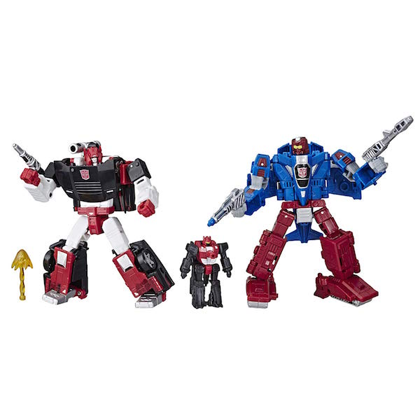 Hasbro Transformers War For Cybertron: Siege Amazon Exclusive Autobot Alphastrike Counterforce Now $38