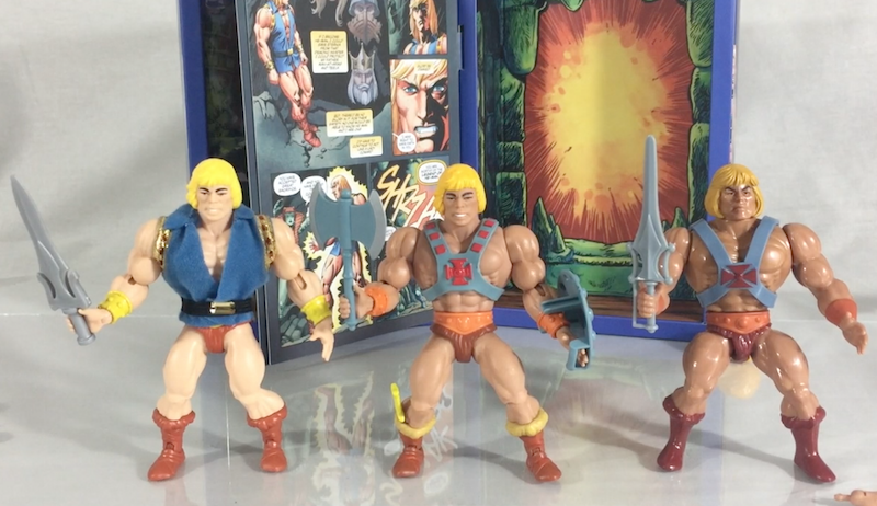 Mattel – San Diego Comic-Con 2019 Masters Of The Universe, Batman & Hot Wheels Exclusives Video Review