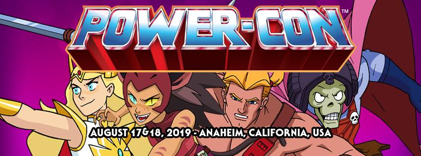 ToyHypeUSA To Attend Power-Con 2019 – The Official Masters Of The Universe Convention