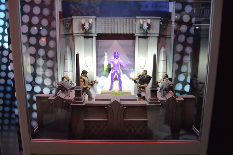 Mattel SDCC 2019 Preview Night – WWE Booth Coverage