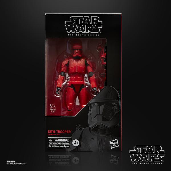Hasbro Star Wars The Black Series 6″ Sith Trooper Figure Repack & Availability