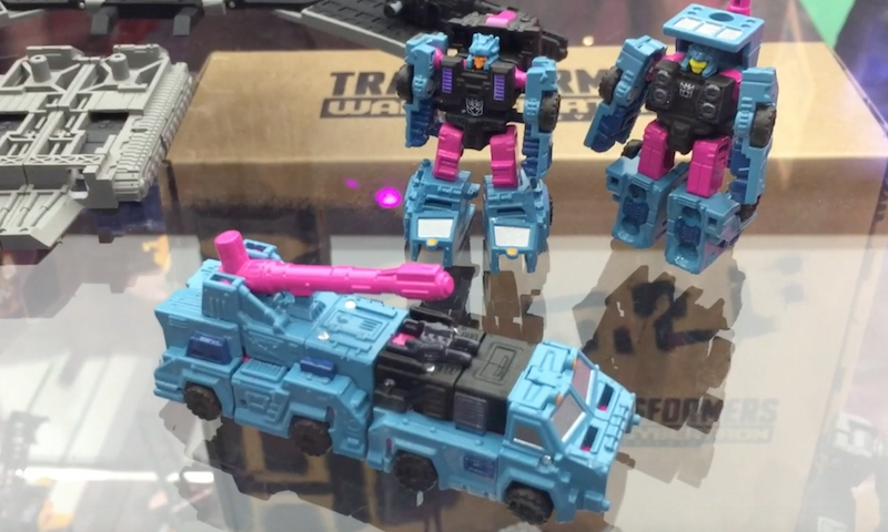 Hasbro SDCC 2019 Day 2 – Video Interview With Transformers Toy Designer John Warden