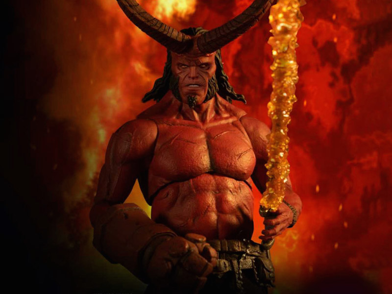 Mezco Toyz – Hellboy One:12 Collective Anung un Rama Edition PX Previews Exclusive