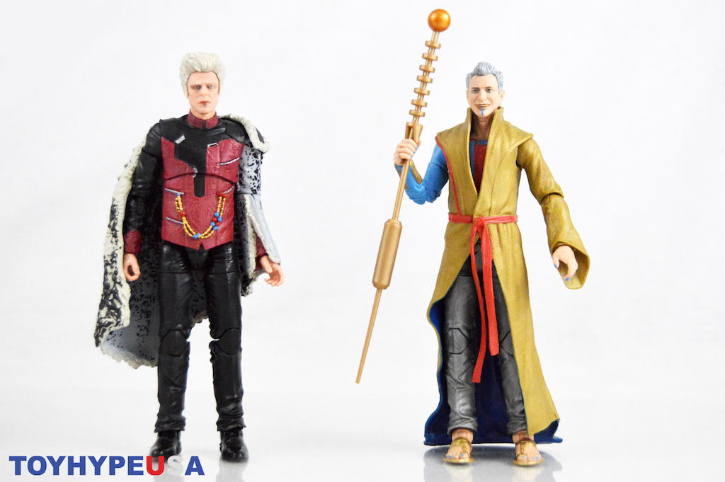 Hasbro San Diego Comic-Con 2019 Exclusive – Grandmaster & The Collector Figure Review