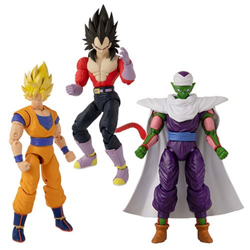 Entertainment Earth – Dragon Ball Stars Wave 13 Figures In-Stock