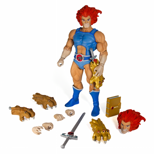 Super7 – ThunderCats Ultimate Figures Pre-Orders (Updates)