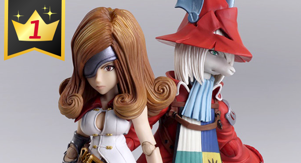 Hobby Link Japan – Final Fantasy IX, Zoids, Transformers Siege, Moderoid & More