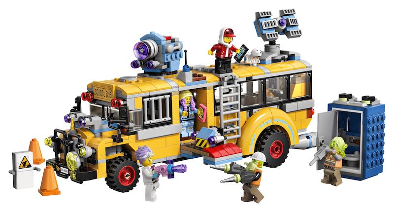 LEGO Hidden Side Sets Available On LEGO Shop