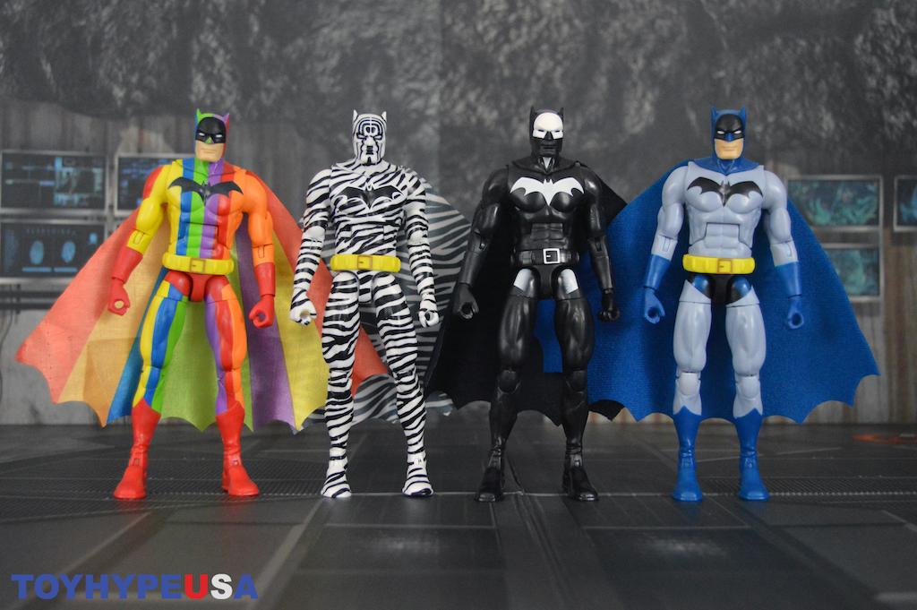 Mattel San Diego Comic-Con 2019 Exclusive – Giant Batman: The Strange Lives Of Batman Box Set Review