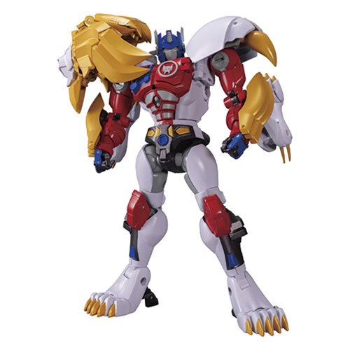 Transformers Masterpiece Edition MP-48 Beast Wars II Lio Convoy Figure Announced