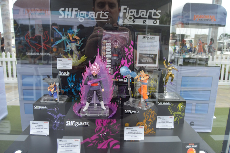S.H. Figuarts Dragon Ball World Adventure – SDCC 2019 Preview Night