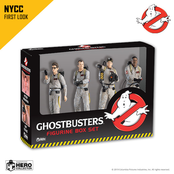Eaglemoss Hero Collector Announces New York Comic-Con 2019 Plans