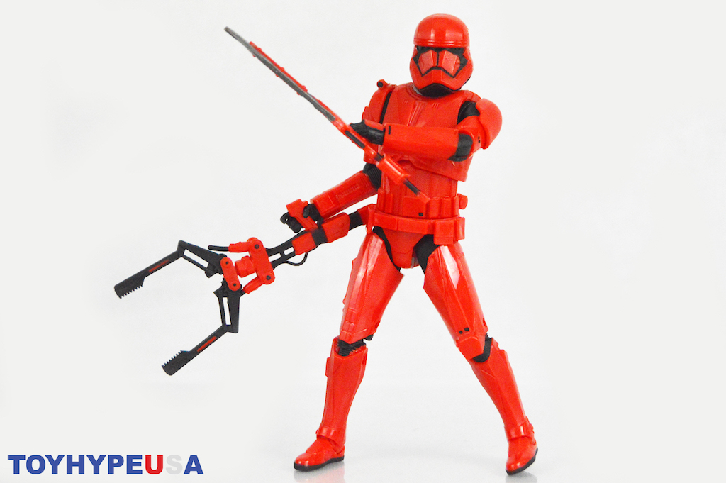 Hasbro San Diego Comic-Con 2019 Exclusive – The Black Series 6″ Sith Trooper Figure Review