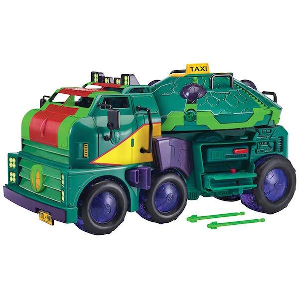 Playmates Toys Rise Of The Teenage Mutant Ninja Turtles Turtle Tank Vehicle 50% Off On Amazon