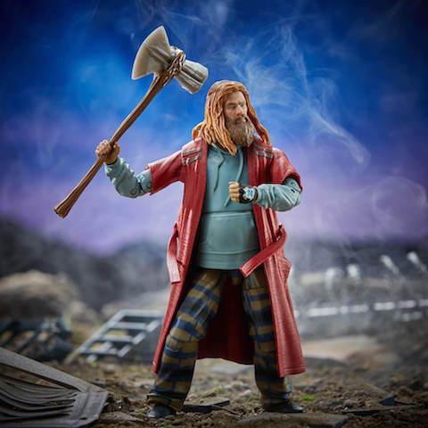 Hasbro Marvel Legends Avengers: Endgame – Thor Build-A-Figure Wave & More Promotional Images