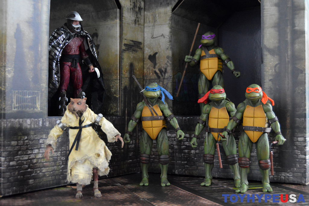Extreme-Sets – Sewer 2.0 Pop Up Diorama Set Review
