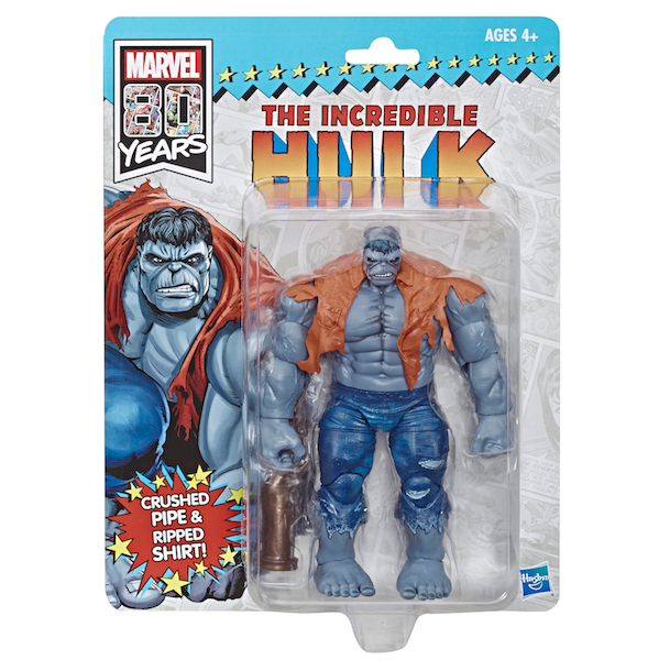 Hasbro Marvel Legends 6″ Grey Hulk & Deadpool Figures & Luke Skywalker Exclusive Pre-Orders