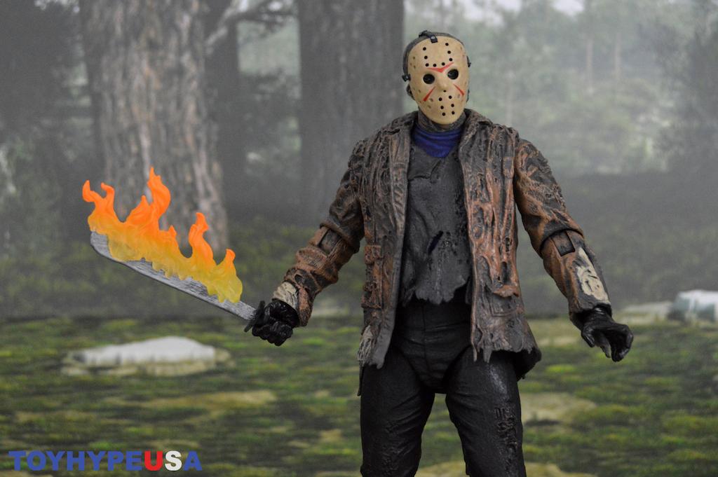 NECA Toys Freddy Vs Jason – Ultimate Jason Figure Review