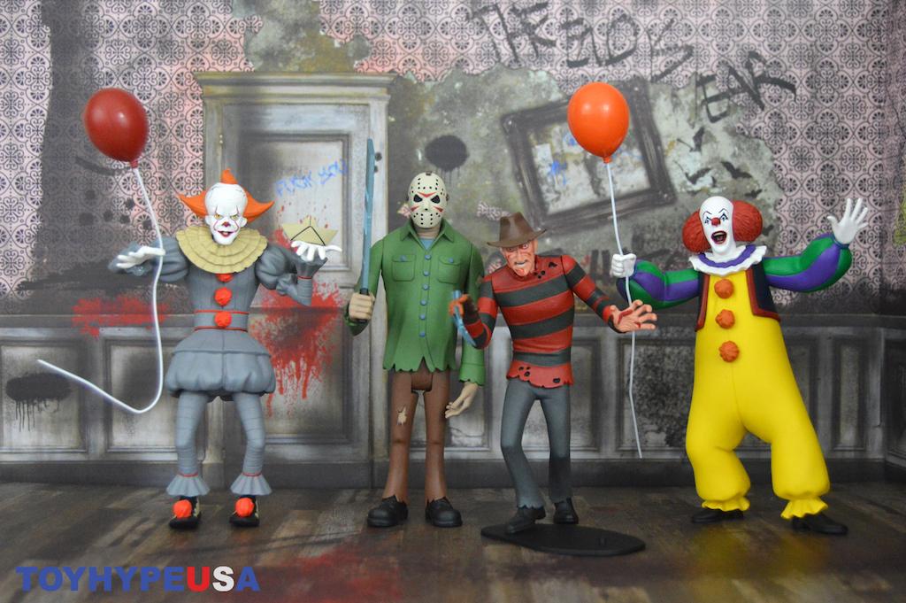 NECA Toys Toony Terrors Wave 1 Figures Review