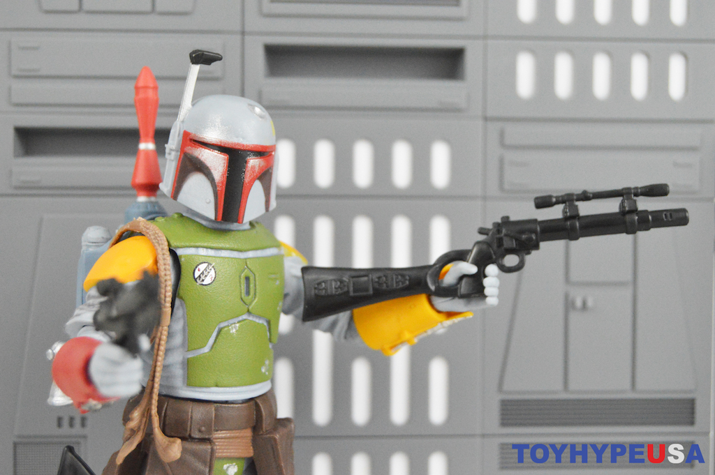 Hasbro San Diego Comic-Con 2019 Exclusive – Star Wars The Black Series 6″ Boba Fett Figure Review