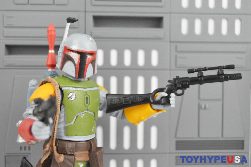Hasbro San Diego Comic-Con 2019 Exclusive – Star Wars The Black Series 6″ Boba Fett Figure Review