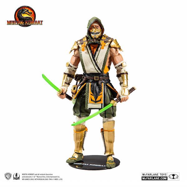 McFarlane Toys GameStop Exclusives Mortal Kombat – Scorpion & Sub-Zero Figure Variants Pre-Orders