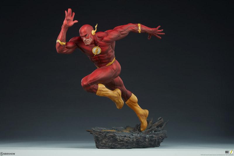 Sideshow Collectibles DC Comics – The Flash Premium Format Figure Pre-Orders