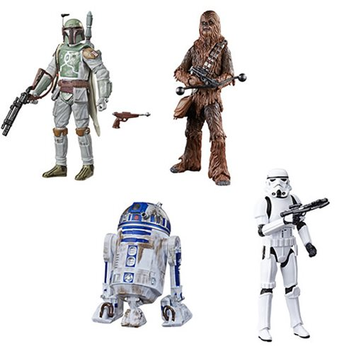 Entertainment Earth – Star Wars The Vintage Collection 3 3/4″ Wave 8 Set & Case Assortment In-Stock