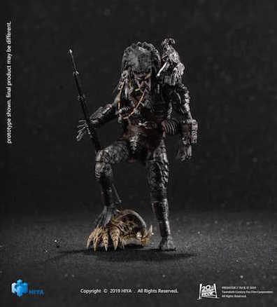 Hiya Toys Predator 2 – Elder Predator Version 2 Figure Pre-Orders
