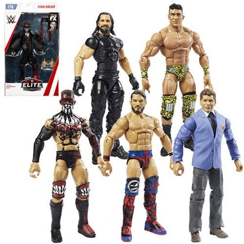 Mattel – WWE Elite Collection Series 70 Figures In-Stock On Amazon