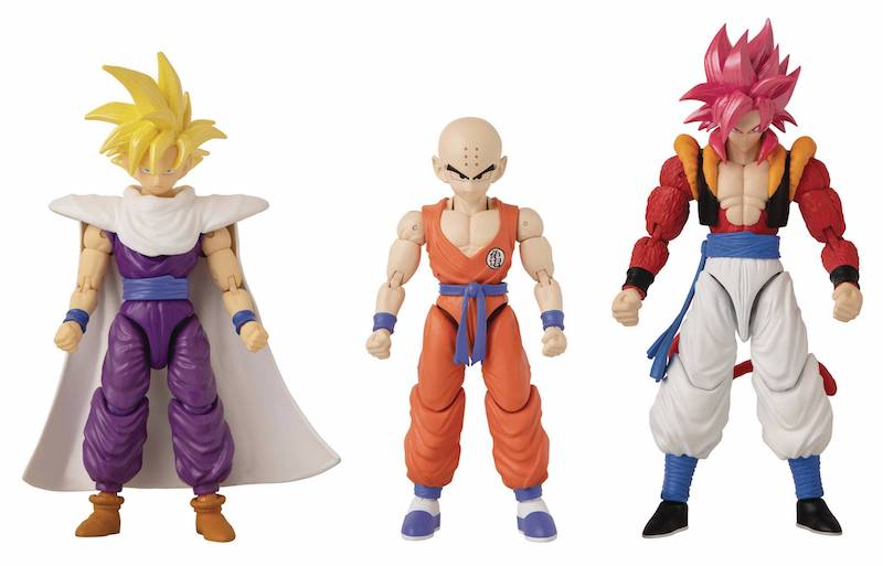 Dragon Ball Stars Wave 14 Figure Pre-Orders