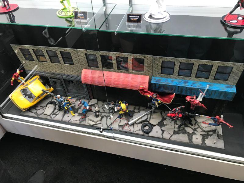 New York Comic Con 2019 – Mezco Toyz Booth Coverage