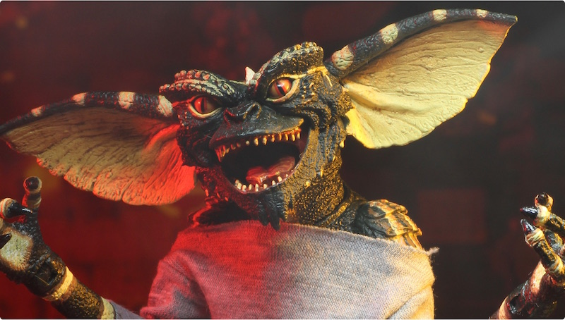 "NECA Toys Loot Launcher Gremlins ""Dress Up & Play"" New Figure Images"