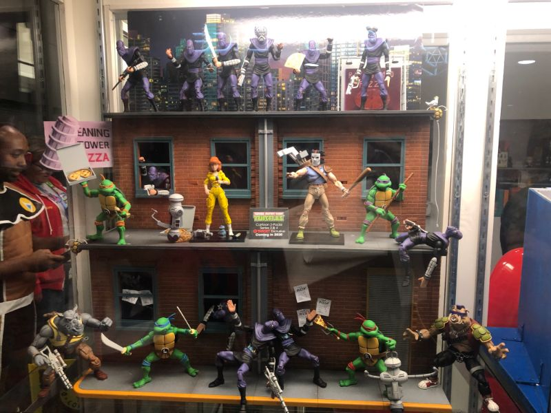 NYCC 2019: NECA Toys Booth Coverage
