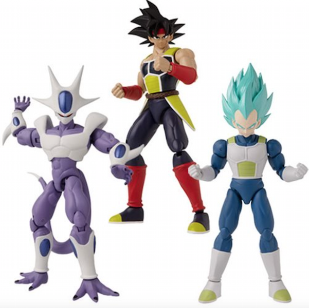 Dragon Ball Stars Wave 15 Figure Pre-Orders