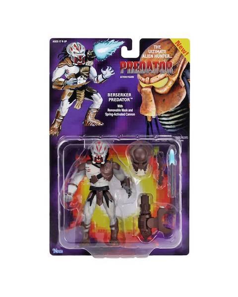 NECA Toys Alien & Predator Classics Berserker & Neomorph Figures In-Packaging