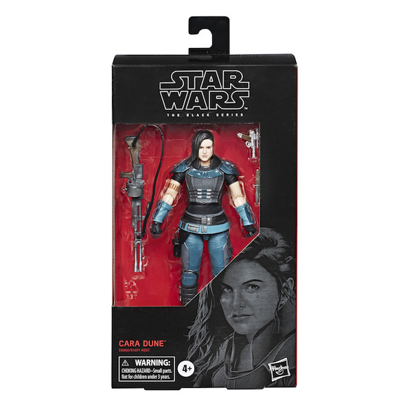 Hasbro Cancels Future Star Wars The Mandalorian Cara Dune Figure Offerings