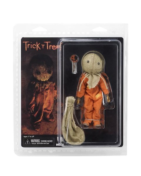 NECA Toys Trick 'r Treat 8″ Sam Figure Available Now