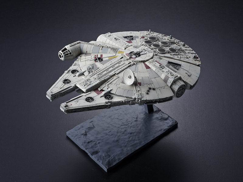Star Wars: Rise Of Skywalker Model Kits Available To Pre-Order