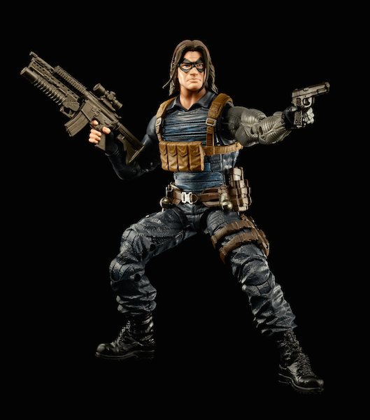 Hasbro European Convention Reveals – Marvel Legends & Star Wars The Black Series